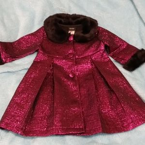 HOLIDAY ADDITIONS Toddler Coat
